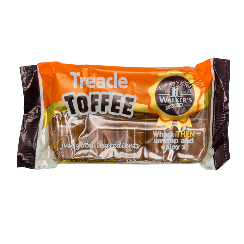 Walkers Nonsuch Treacle Toffee Slab